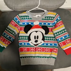 Disney sweater